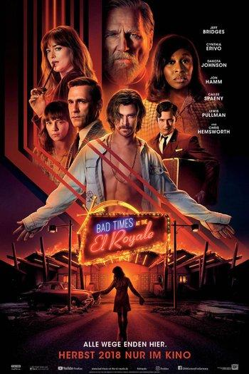 Poster zu Bad Times at the El Royale
