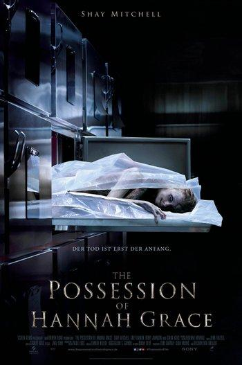 Poster zu The Possession of Hannah Grace