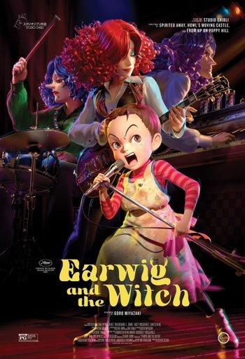 Poster zu Earwig and the Witch