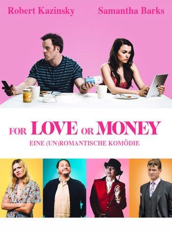 Poster zu For Love or Money