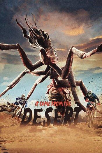 Poster zu It Came from the Desert