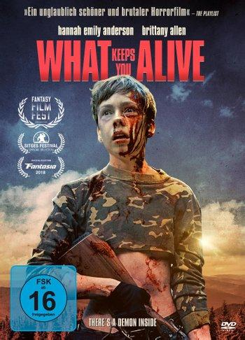 Poster zu What Keeps You Alive
