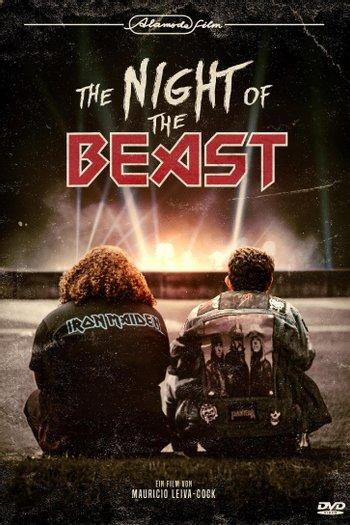 Poster zu The Night of the Beast