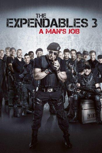Poster zu The Expendables 3