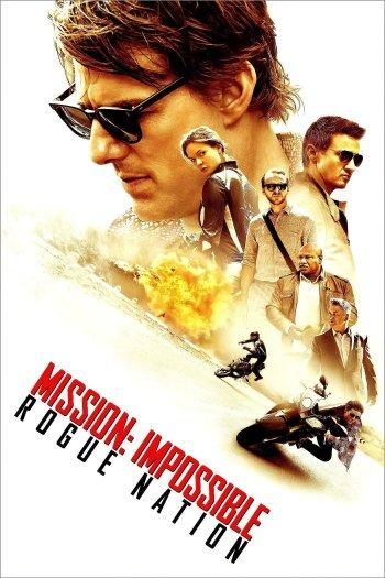 Poster zu Mission: Impossible - Rogue Nation