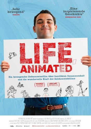 Poster zu Life, Animated