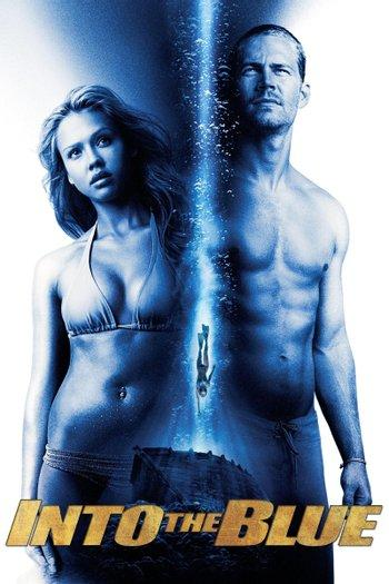 Poster zu Into the Blue