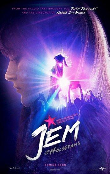 Poster zu Jem and the Holograms