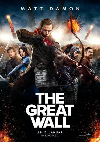 Poster zu The Great Wall
