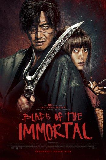 Poster zu Blade of the Immortal