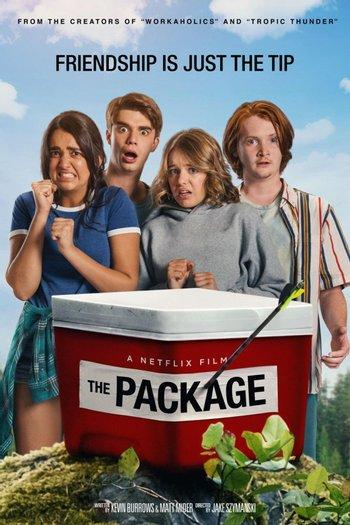 Poster zu The Package
