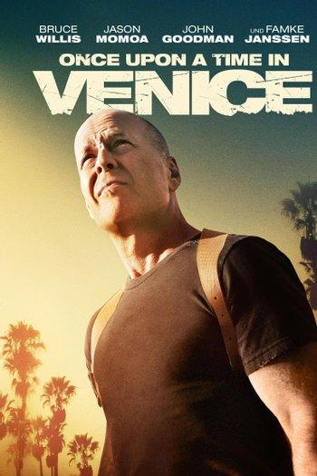 Poster zu Once Upon a Time in Venice