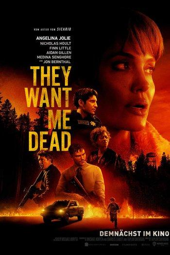 Poster zu They Want Me Dead