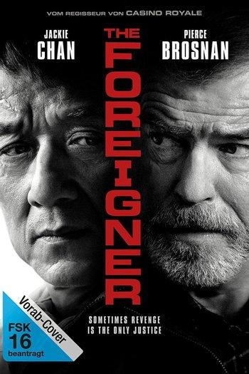 Poster zu The Foreigner