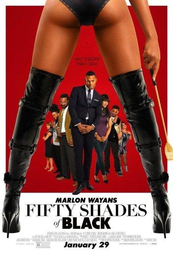 Poster zu Fifty Shades of Black