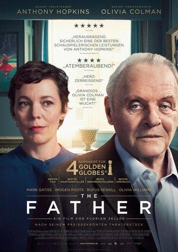 Poster zu The Father