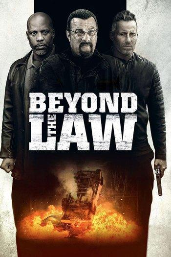Poster zu Beyond the Law