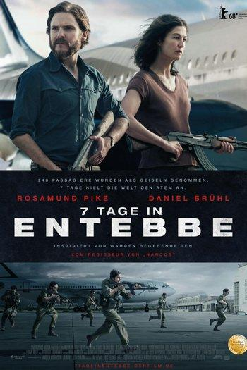 Poster zu 7 Tage in Entebbe