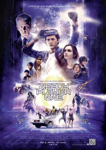 Poster zu Ready Player One