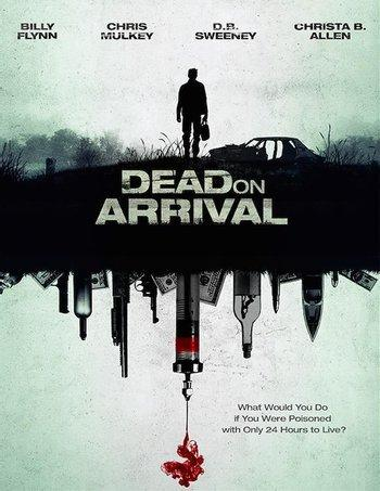 Poster zu Dead on Arrival