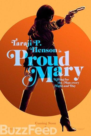 Poster zu Proud Mary