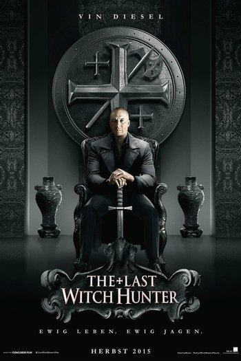 Poster zu The Last Witch Hunter