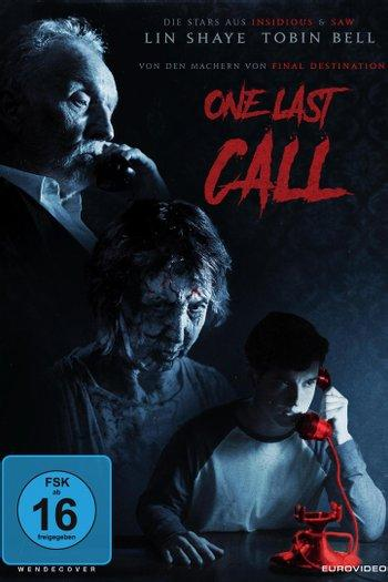 Poster zu One Last Call