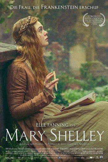 Poster zu Mary Shelley