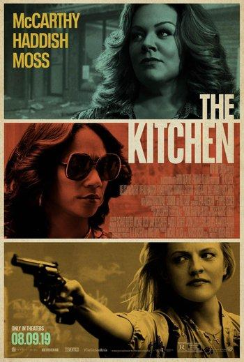 Poster zu The Kitchen: Queens of Crime