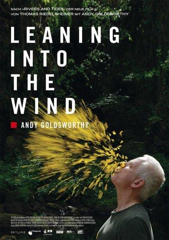 Poster zu Leaning Into the Wind: Andy Goldsworthy