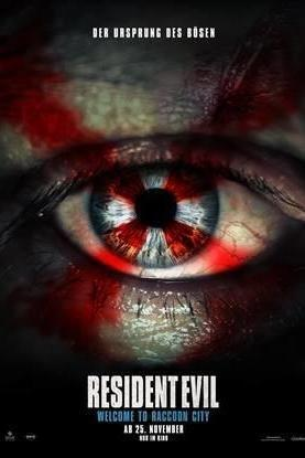 Poster zu Resident Evil: Welcome to Raccoon City