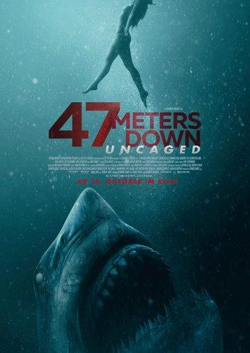 Poster zu 47 Meters Down: Uncaged