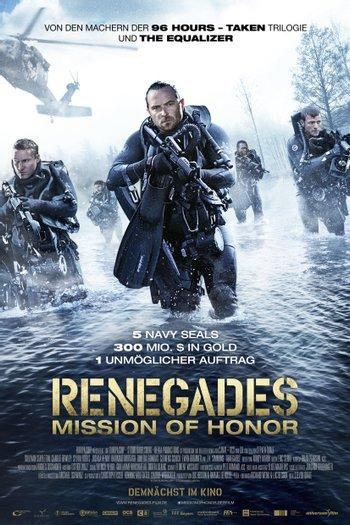 Poster zu Renegades: Mission of Honor