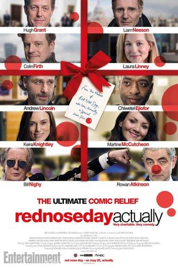Poster zu Red Nose Day Actually