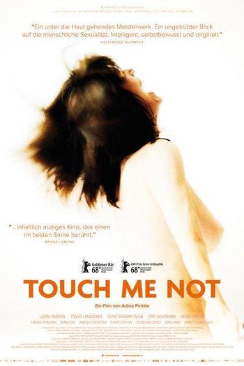 Poster zu Touch Me Not