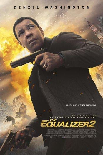 Poster zu The Equalizer 2