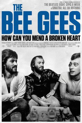 Poster zu The Bee Gees: How Can You Mend a Broken Heart