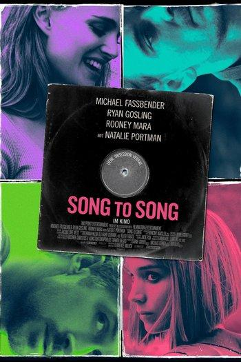 Poster zu Song to Song