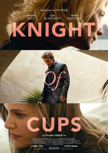 Poster zu Knight of Cups
