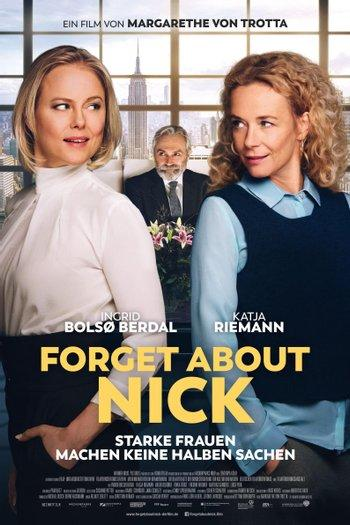 Poster zu Forget about Nick