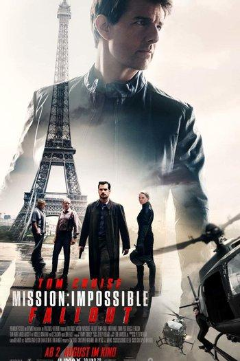 Poster zu Mission: Impossible - Fallout