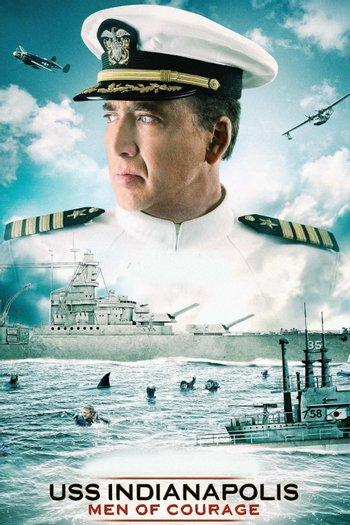 Poster zu USS Indianapolis: Men of Courage
