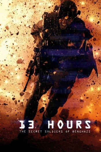 Poster zu 13 Hours: The Secret Soldiers Of Benghazi