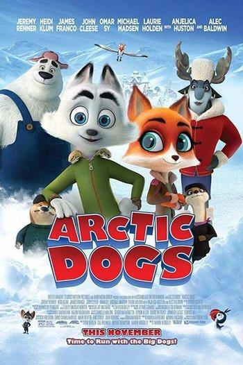 Poster zu Arctic Dogs