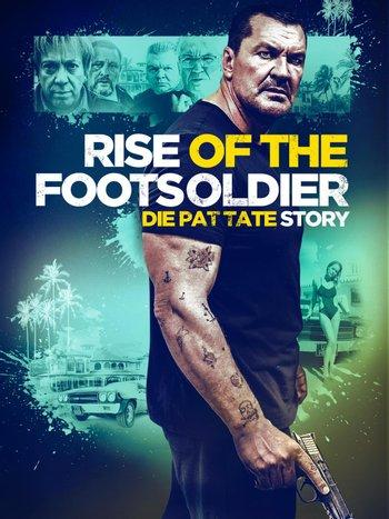 Poster zu Rise of the Footsoldier – Die Pat Tate Story