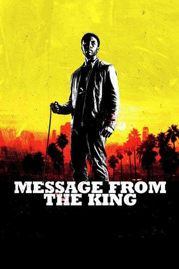 Poster zu Message from the King