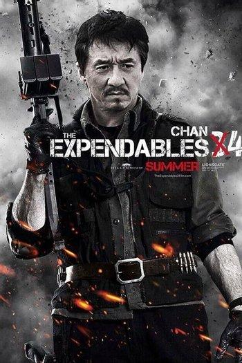 Poster zu The Expendables 4
