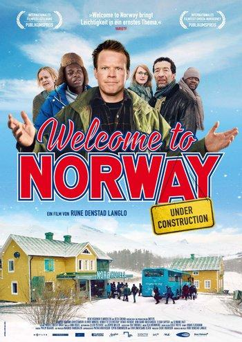 Poster zu Welcome to Norway