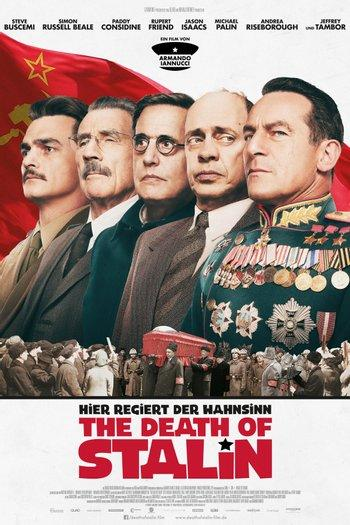 Poster zu The Death of Stalin