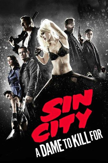 Poster zu Sin City 2: A Dame To Kill For